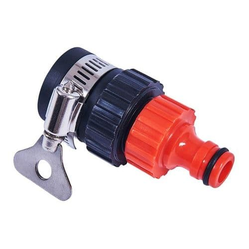 Tap To Hose Connector - Male
